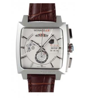Relógio Réplica Tag Heuer Monaco ls Branco