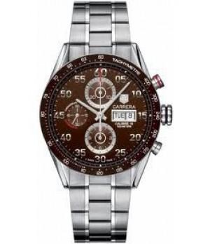 a153c9b83d1 Espiar · Réplica Relógio Tag Heuer Carrera 16 Marron