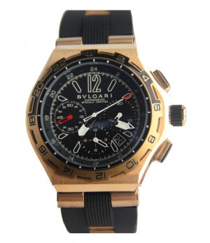 Relógio Bulgari X Pro Gold