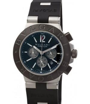 Relógio Bulgari Titanium Black