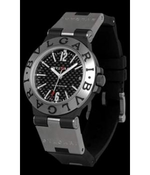 Relógio Bulgari Diagono Titanium 01