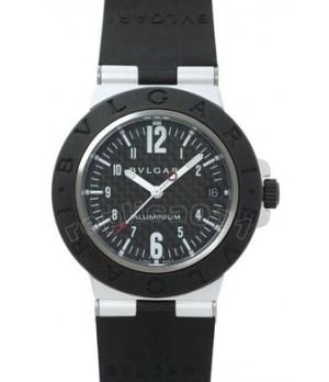 Relógio Bulgari Aluminum