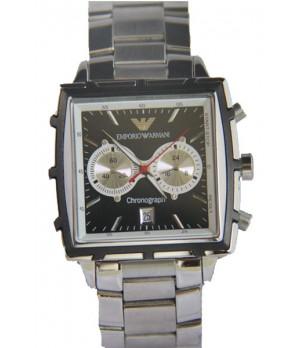 Relógio Réplica Armani Chronograph Aço
