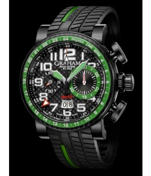 Relógio Graham Silverstone Green
