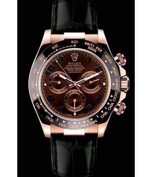 Relógio Réplica Rolex Daytona Dark Chocolate