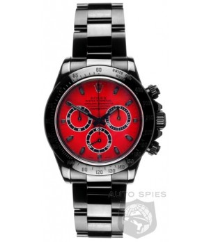 Relógio Réplica Rolex Oyster Perpetual Red