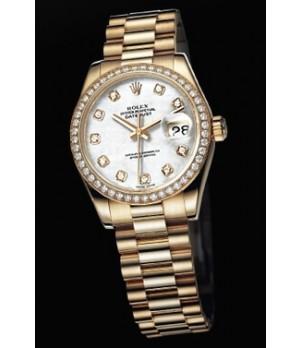 Relógio Réplica Rolex DateJust 07