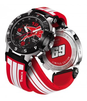 Relógio Réplica Tissot T-Race Nicky Hayden Edition Especial