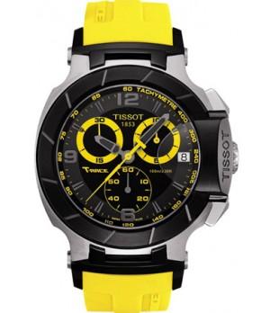 Relógio Réplica Tissot Trace Yellow