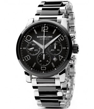 Relógio Réplica Montblanc Time Walker Cronograph