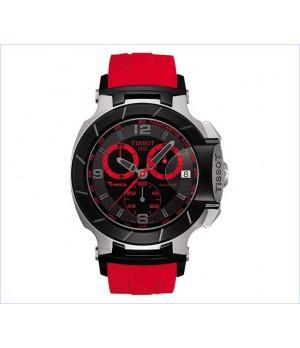 Relógio Réplica Tissot Trace Red