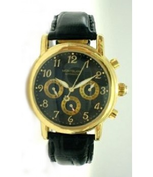 Relógio Réplica Montblanc Meisterstuck 01