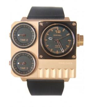 Relógio Réplica Diesel Dz7248 Rosê Black