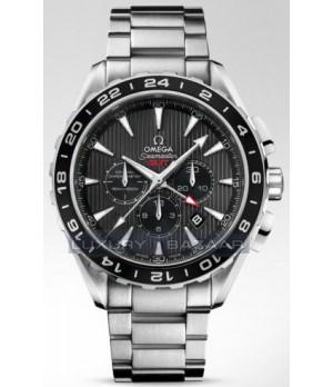Relógio Réplica Omega Seamaster Gmt