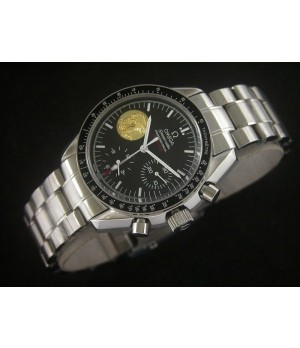Relógio Réplica Omega Speedmaster Gmt
