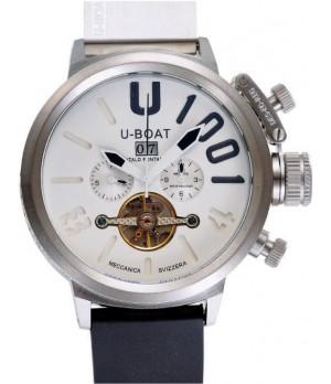 Relógio Réplica U-Boat U-1001 Branco