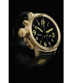 Relógio Réplica U-Boat Precious Metal Red Gold