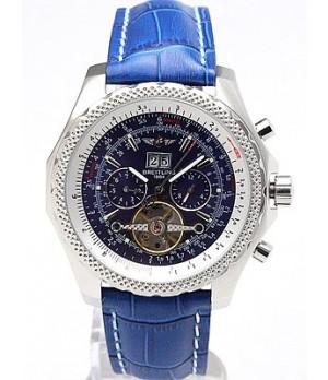 Relógio Breitling Motors Azul Turbilon