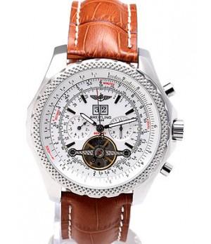 Relógio Breitling Bentley Motors Branco