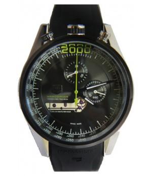 Relógio Réplica Tag Heuer Mikrogirder 2000 Verde