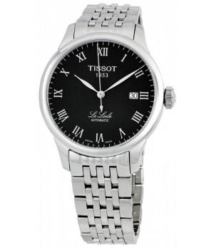 Relógio Réplica Tissot Le Locle Black