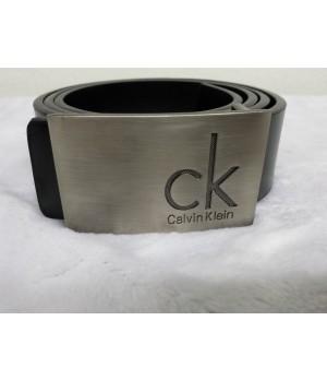 Cinto Calvin Klein Steel Black Sabat