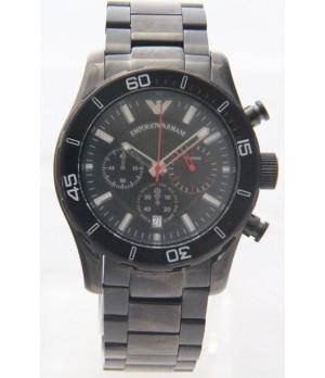 f4028036fa9 Espiar · Relógio Réplica Armani black Red ( Promoção )