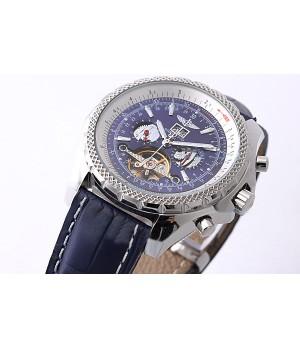 Relógio Réplica Breitling Bentley 1884 Blue