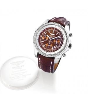 Relógio Réplica Breitling Bentley 1884 Marron