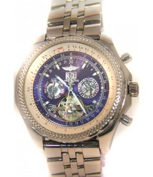 Relógio Réplica Breitling Bentley Azul