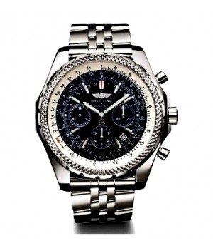Relógio Réplica Breitling Bentley Black