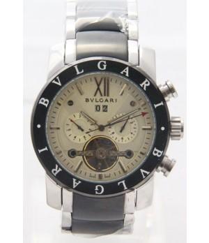 Relógio Réplica Bulgari Homem de Ferro