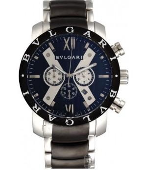 46101072229 Espiar · Relógio Réplica Bulgari Iro Man Black