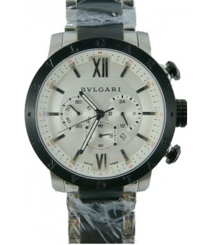 Relógio Réplica Bulgari Iron Man