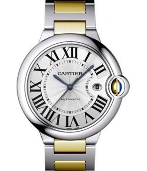 Relógio Réplica Cartier Ballon Blue Misto