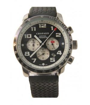 Relógio Réplica Chopard Mile Miglia Black Silver