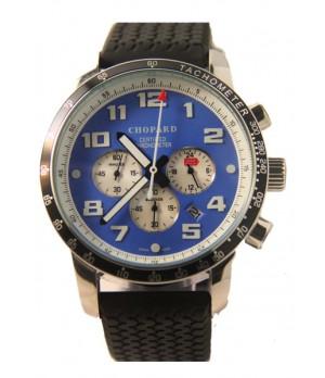 Relógio Réplica Chopard mille Miglia Blue Silver