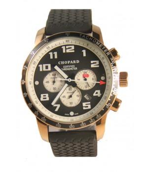 Relógio Réplica Chopard Mille Miglia Gold Black
