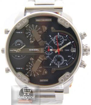 Relógio Réplica Diesel Dz 7314