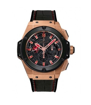 86624510130 Espiar · Relógio Réplica Hublot King Power Spider