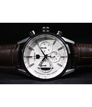 3cfdd69f91d Espiar · Relógio Réplica Tag Heuer Carrera Microtourbillons
