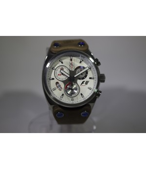 Relógio Réplica Tag Heuer Formula 1 Branco 02