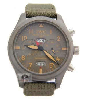 Relógio Réplica Iwc Top Gun Gmt