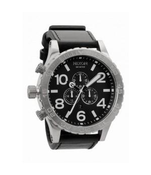 c3eb2f7c7a5 Espiar · Relógio Réplica Nixon The 51-30 Stell Black