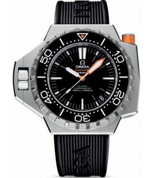 Relógio Réplica Omega Seamaster Manner Ploprof Black
