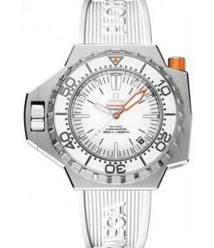 Relógio Réplica Omega Seamaster Ploprof White