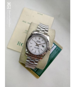 Relógio Réplica Rolex Oyster Perpertual DateJust