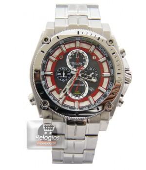 Relógio Réplica Bulova Precisionist Red