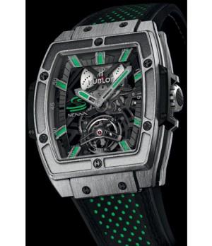 20db15212e3 Espiar · Relógio Hublot Ayrton Senna ( Lançamento 2015 )