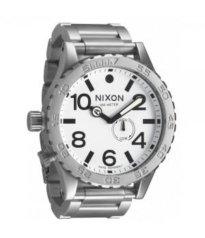 Relógio Réplica Nixon The 51-30 Prata
